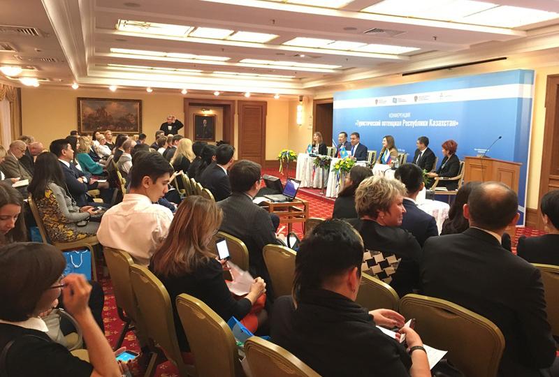 Туроператорам России представлен туристический потенциал Казахстана