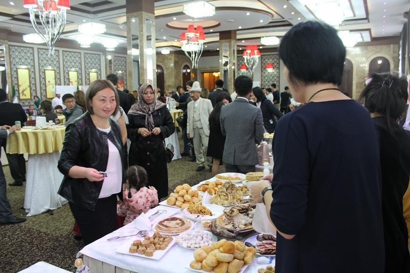 Казахстан принял участие в благотворительном фестивале в Бишкеке
