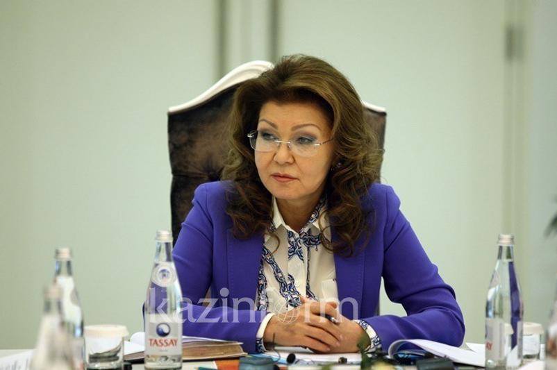 Дарига Назарбаева: ЕАЭС пора поставить вопрос о собственном ТВ-канале