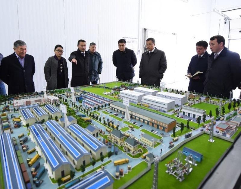 Аким ЮКО предложил перенести промпредприятия Шымкента за пределы города
