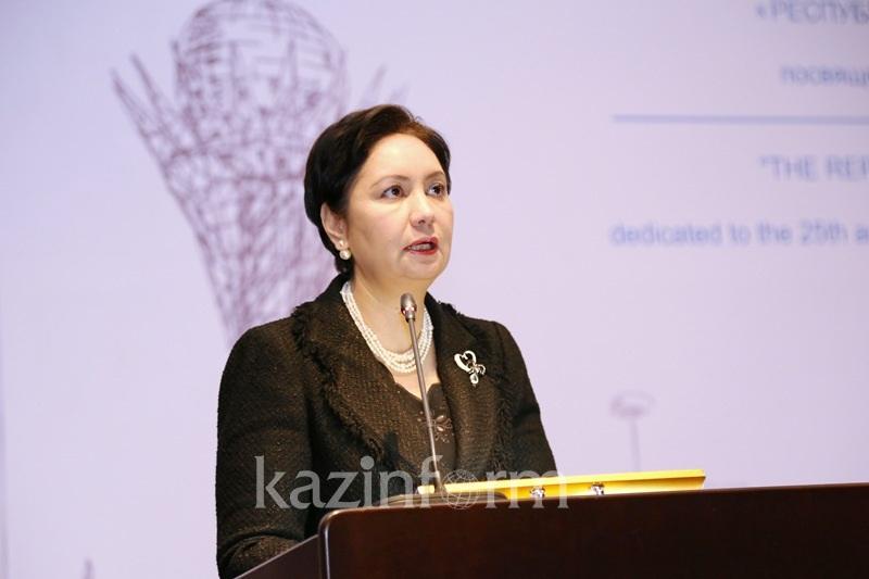 Выбранный Казахстаном путь интеграции оказался верным и правильным - Абдыкаликова