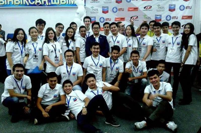 Чемпионат по робототехнике выявил сильнейших школьников Алматы