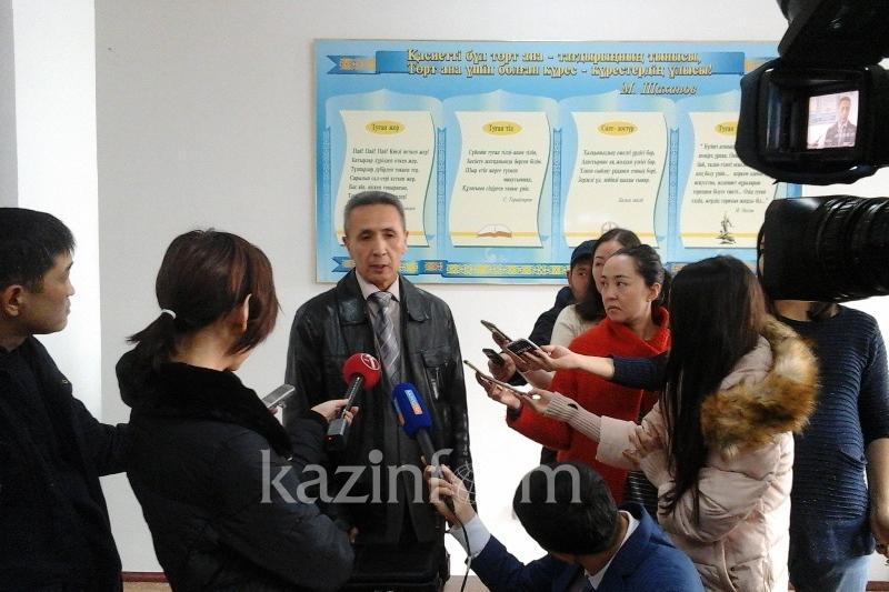 Адвокаты заявляют о непричастности подсудимых по делу Кулекбаева к теракту в Алматы