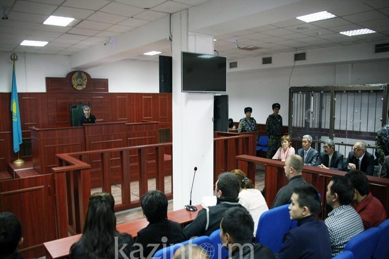 Кулекбаев не признал свою вину в ограблении алматинского предпринимателя