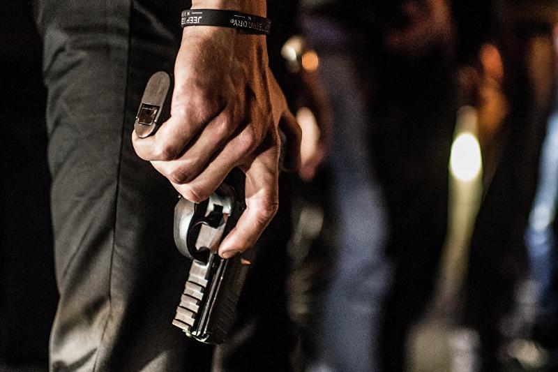 На время проведения саммита ШОС у населения Кыргызстана изымут оружие