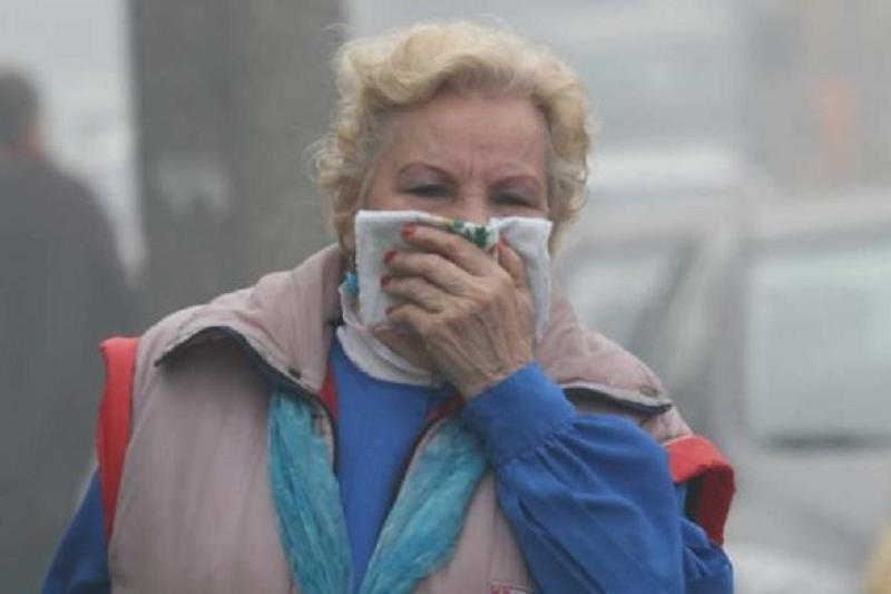 Подозрительный запах в ЮКО распространил нефтеперегонный завод