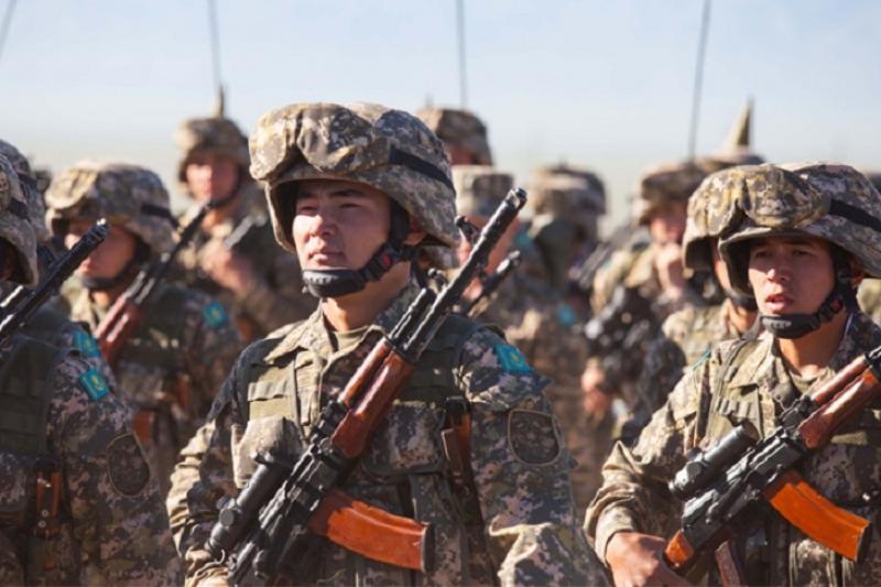 Территориальные войска усилят в Казахстане