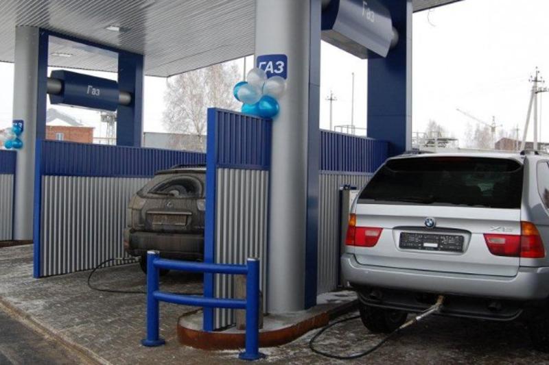 Шортанды ауданының тұрғыны мембағдарлама арқылы газ құю стансасын ашты