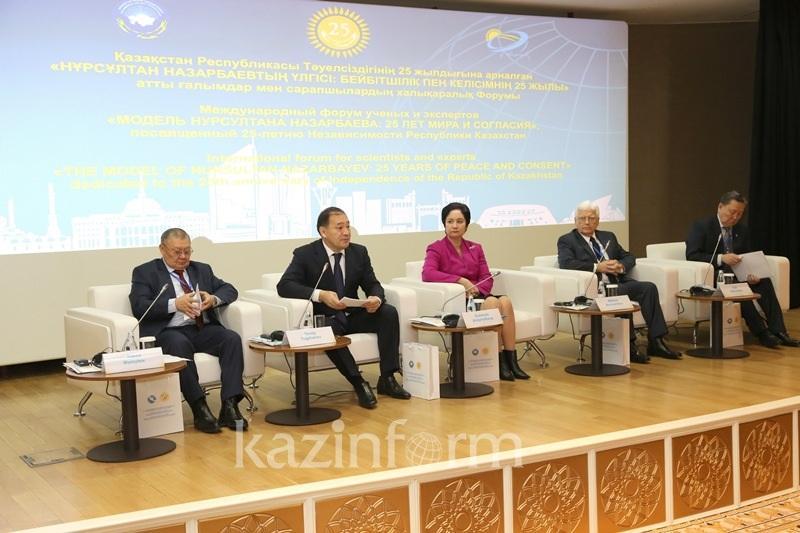 Наше время в Казахстане назовут «эпохой Назарбаева» - Абдыкаликова