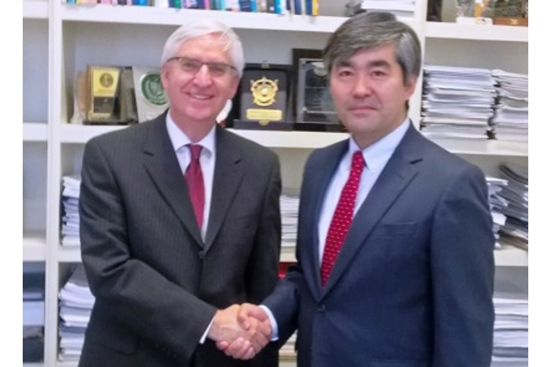Молодые казахстанские дипломаты пройдут стажировку в Нидерландах