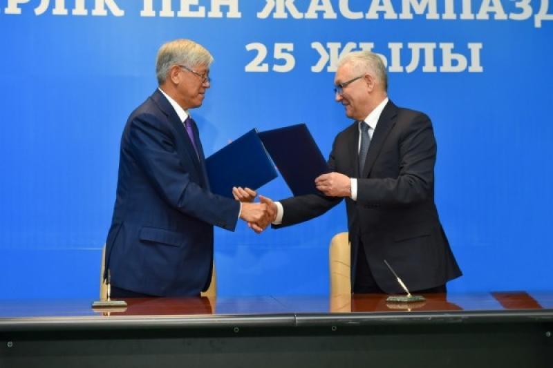 Almaty oblysynyń ákimi bastaǵan delegatsııa SQO-ǵa jumys saparymen baryp qaıtty