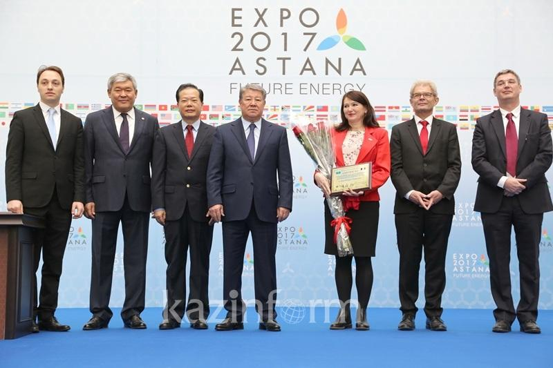 EXPO-2017: First pavilions handed over to 5 countries