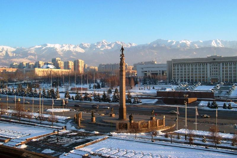 Almaly district of Almaty city retains positive tendencies of development