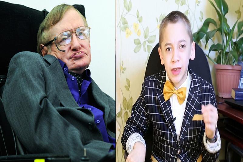Казахстанский ученый Исаак Мустопуло рассказал о предстоящей встрече со Стивеном Хокингом