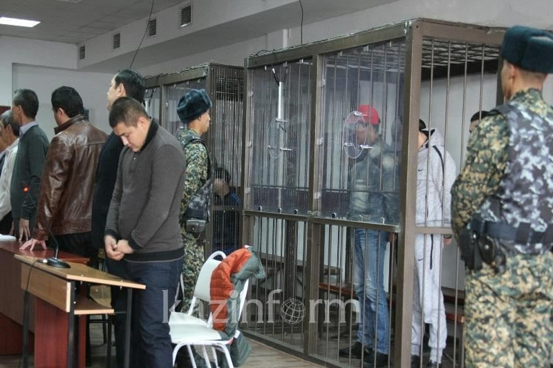 Фигуранты по делу Кулекбаева осуждены на сроки от 3 до 10,5 лет