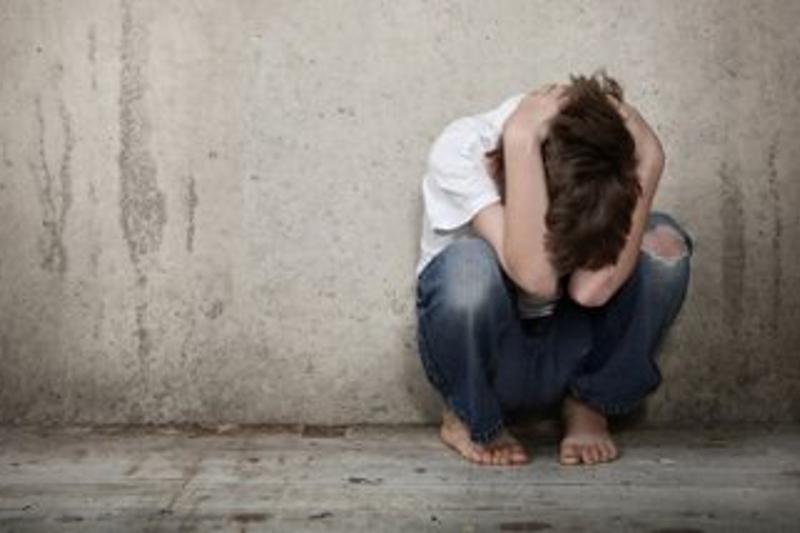 Полицейские Алматы помогли мальчику - жертве насилия в семье