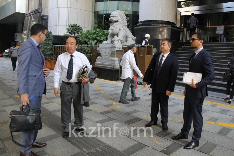 Ақжарқын Тұрлыбайдың сот отырысы қорытындысынан адвокаттар жігерлене түсті