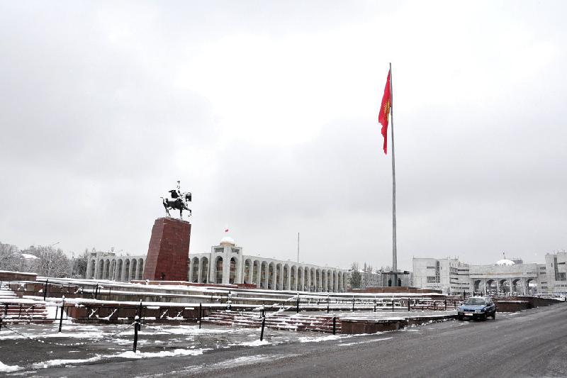 Бакытжан Сагинтаев прибыл в Бишкек на совещание глав правительств ШОС