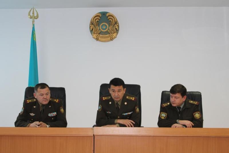 Алматы облысында ТЖД бастығының орынбасарлары тағайындалды