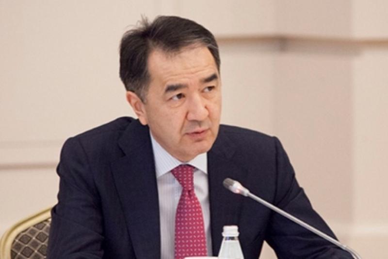 Сагинтаев: Зона свободной торговли ШОС - перспективный и взаимовыгодный проект