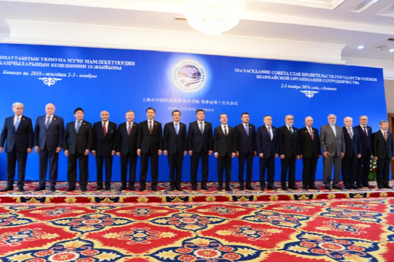 12 итоговых документов принято по итогам заседания Совета глав правительств ШОС