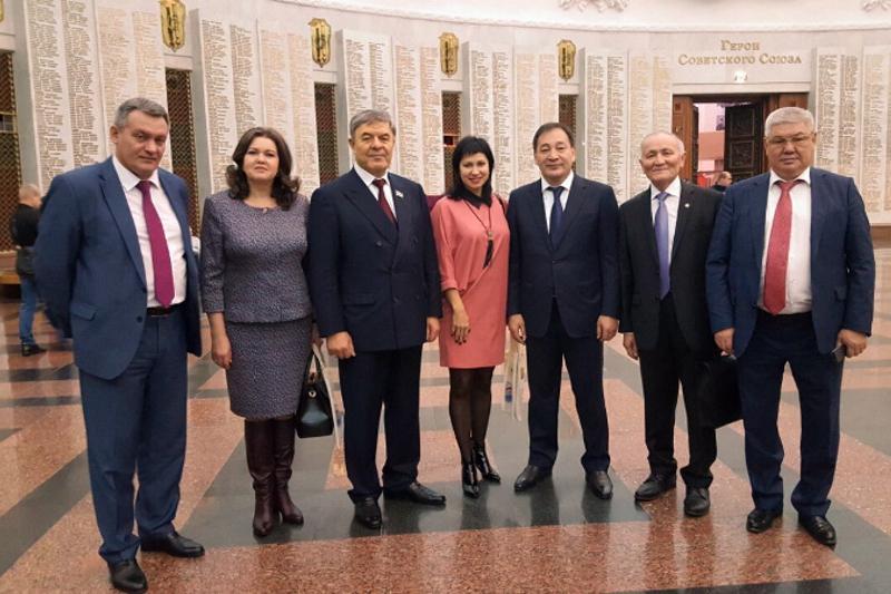 АНК приняла участие в I Форуме народов России и Евразии