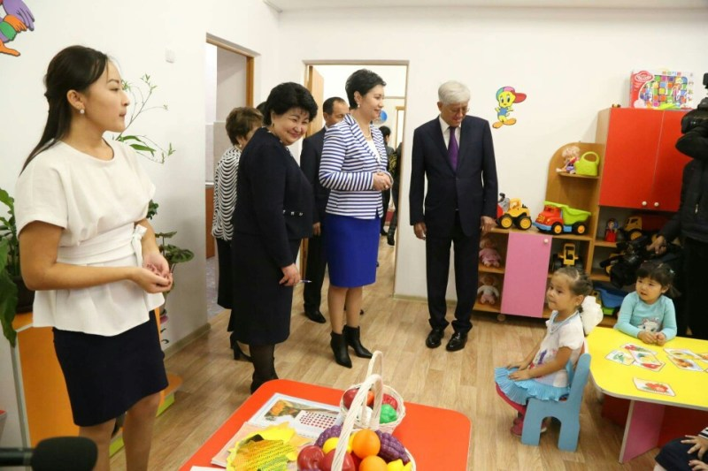 Алматы облысына Мемлекеттік хатшы іссапармен келді