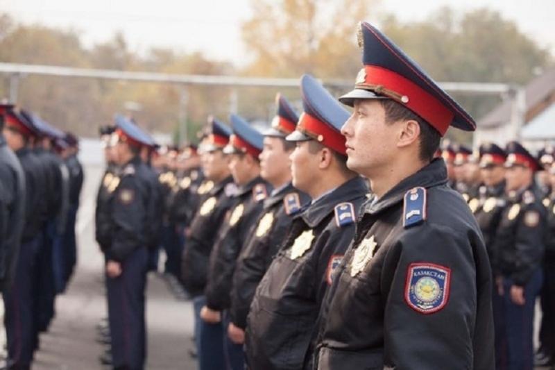 Полиция прошла обучение по сохранению порядка на Универсиаде