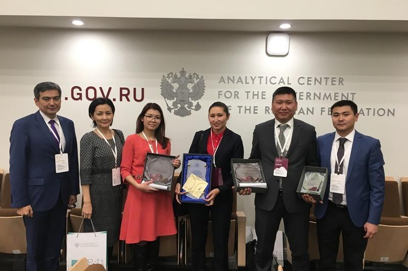 МСХ РК и Қазақстан Ғарыш Сапары стали номинантами конкурса в Москве