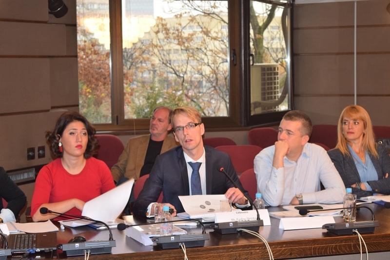 Применение инноваций на госслужбе обсудили представители стран Регионального хаба