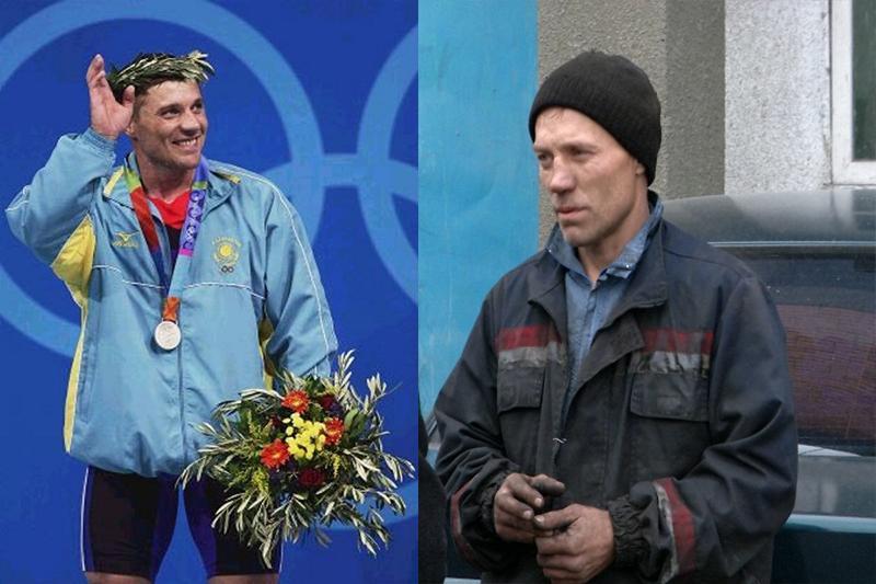 Афина олимпиадасының жүлдегері Сергей Филимонов: Ішімдікті тастадым, спортқа оралсам деймін