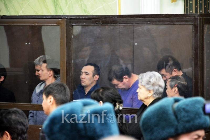Тохтар Тулешов осужден на 21 год