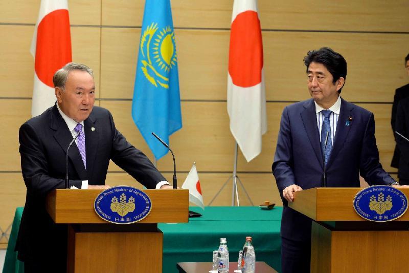 Казахстан и Япония вместе будут бороться за безъядерный мир на посту непостоянных членов Совбез ООН