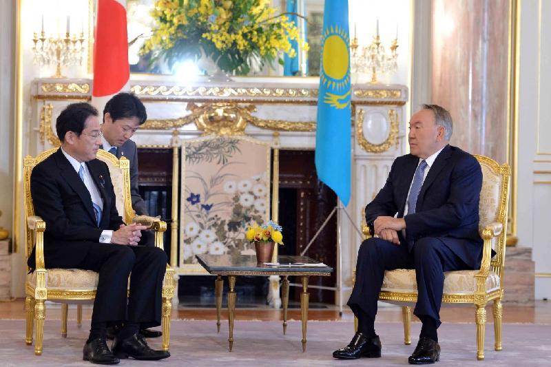Qazaqstan men Japonııa antııadrolyq qozǵalystyń kóshbasshylary bolyp sanalady - Elbasy