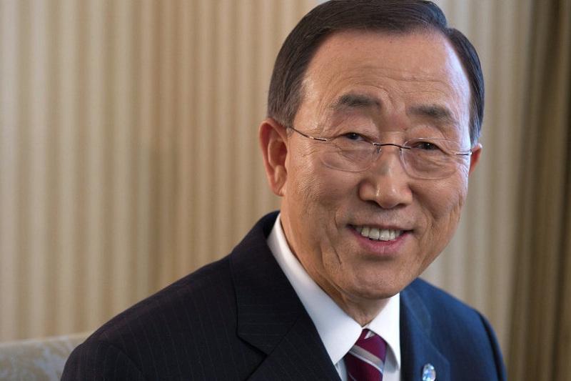 Пан Ги Мун Оңтүстік Кореядағы президенттік сайлауға қатысуы ықтимал