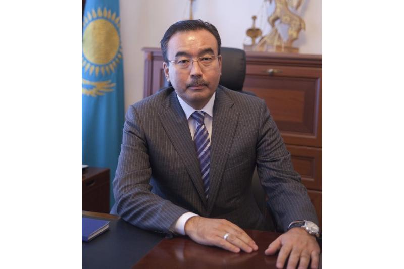 Бақтияр Өнербаев Текелі қаласының әкімі болып тағайындалды