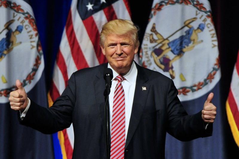 特朗普赢得大选 将于明年入主白宫