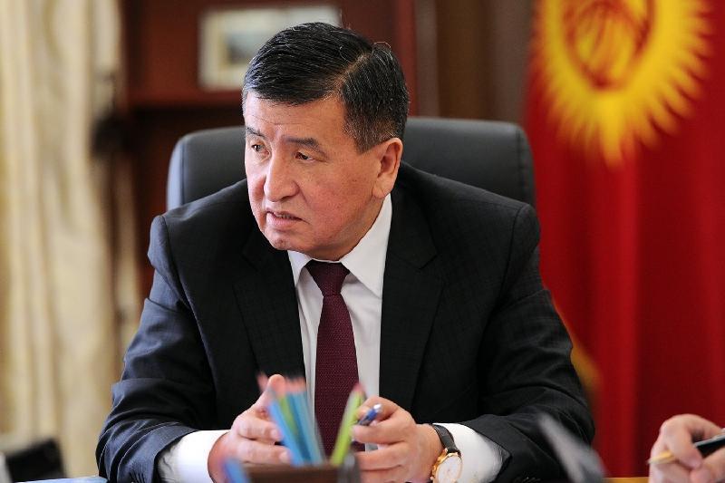 Сооронбай Жээнбеков стал премьером Кыргызстана