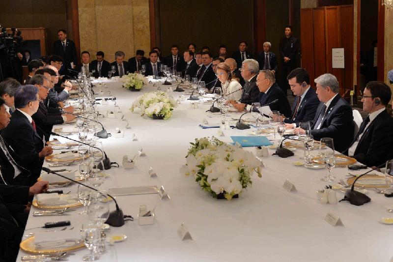 Корейским компаниям предложили приватизировать предприятия в Казахстане