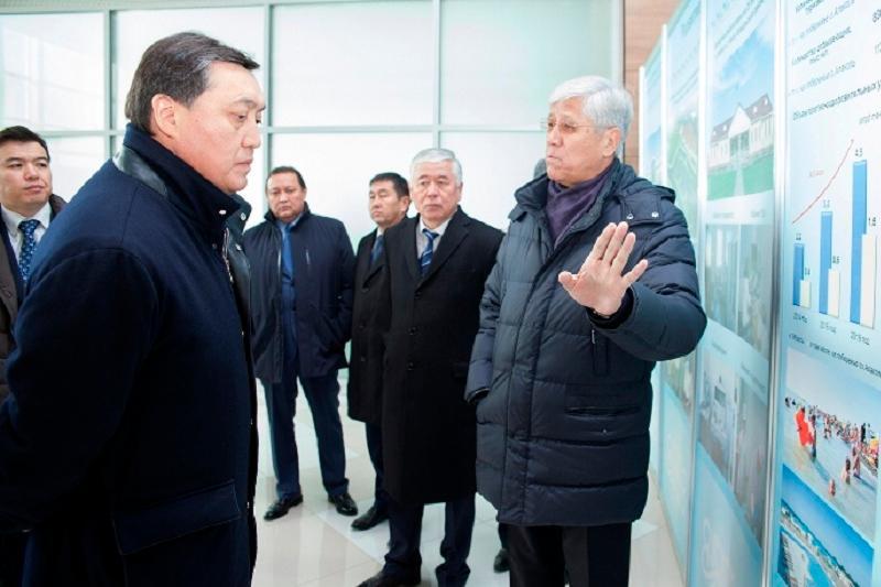 Алматы облысының әкімі Асқар Маминнен көмек сұрады