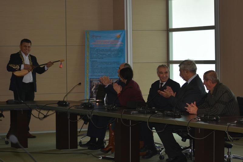 Встречу с соотечественниками в Баку провели актауские общественники