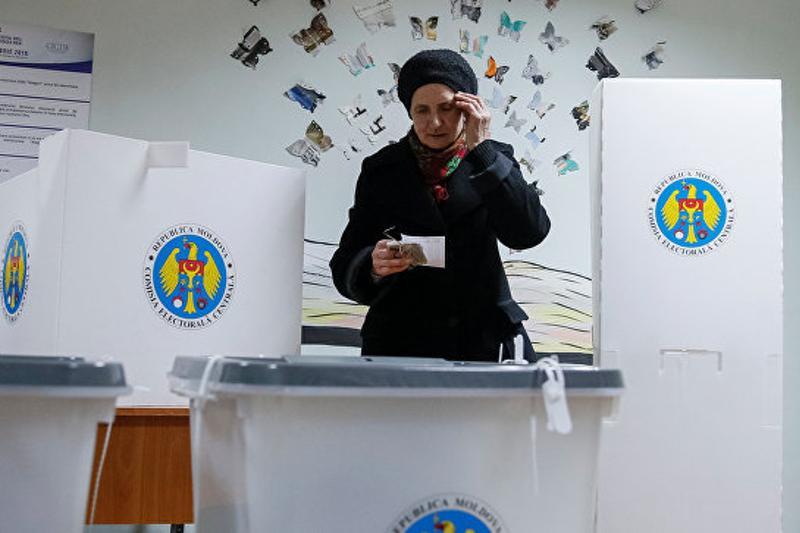 Молдовада президент сайлауының екінші туры өтуде