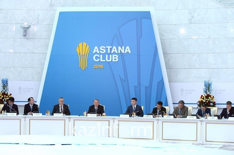 Nursultan Nazarbayev calls to believe in success of international peacemaking dialogue