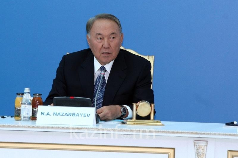 Nazarbayev: new approaches are required
