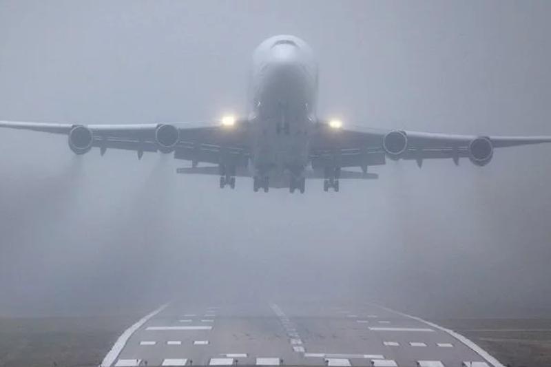 12 рейсов задерживаются в аэропорту Алматы