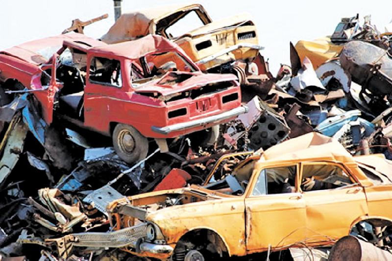 Сертификаты за  утилизацию автомобилей будут выдавать казахстанцам с 2017 года