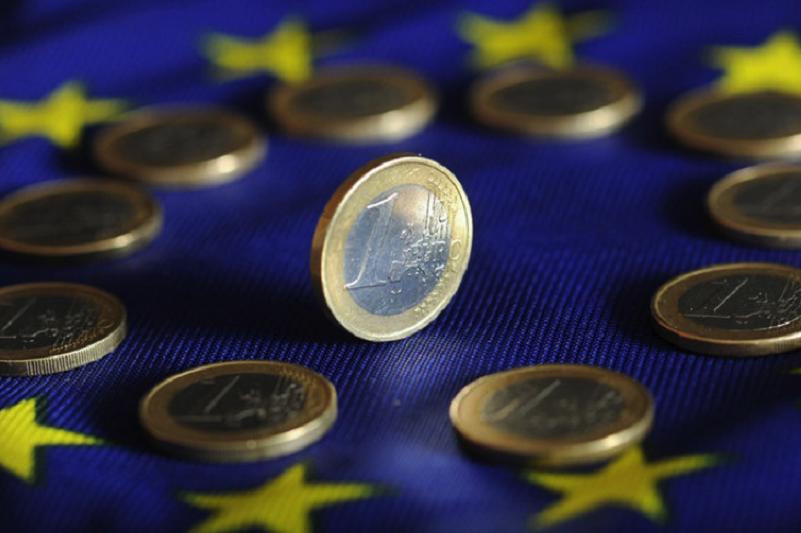 Инфляция в еврозоне в октябре ускорилась до 0,5%