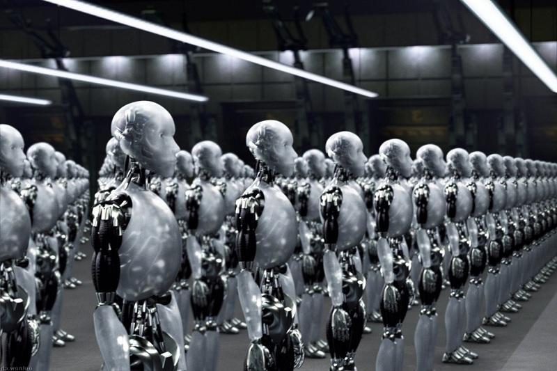 Массовую безработицу из-за роботов предсказывает  ООН