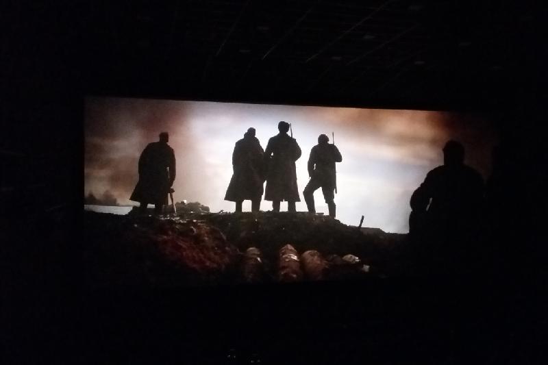 Долгожданная премьера фильма «28 панфиловцев» состоялась в Алматы