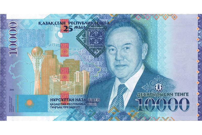 Kazakhstan's Independence is associated with Nazarbayev's name